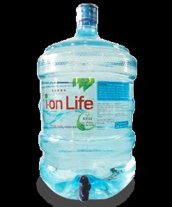 nước tinh khiết ion life 19l