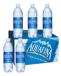 Thùng nước khoáng Aquafina 500ml