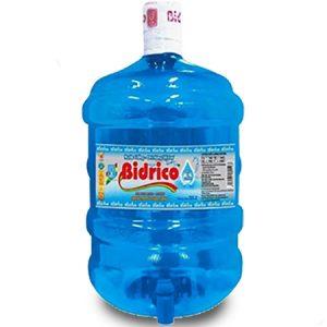 Nước Bridco 20L (Có vòi và úp máy nóng lạnh)