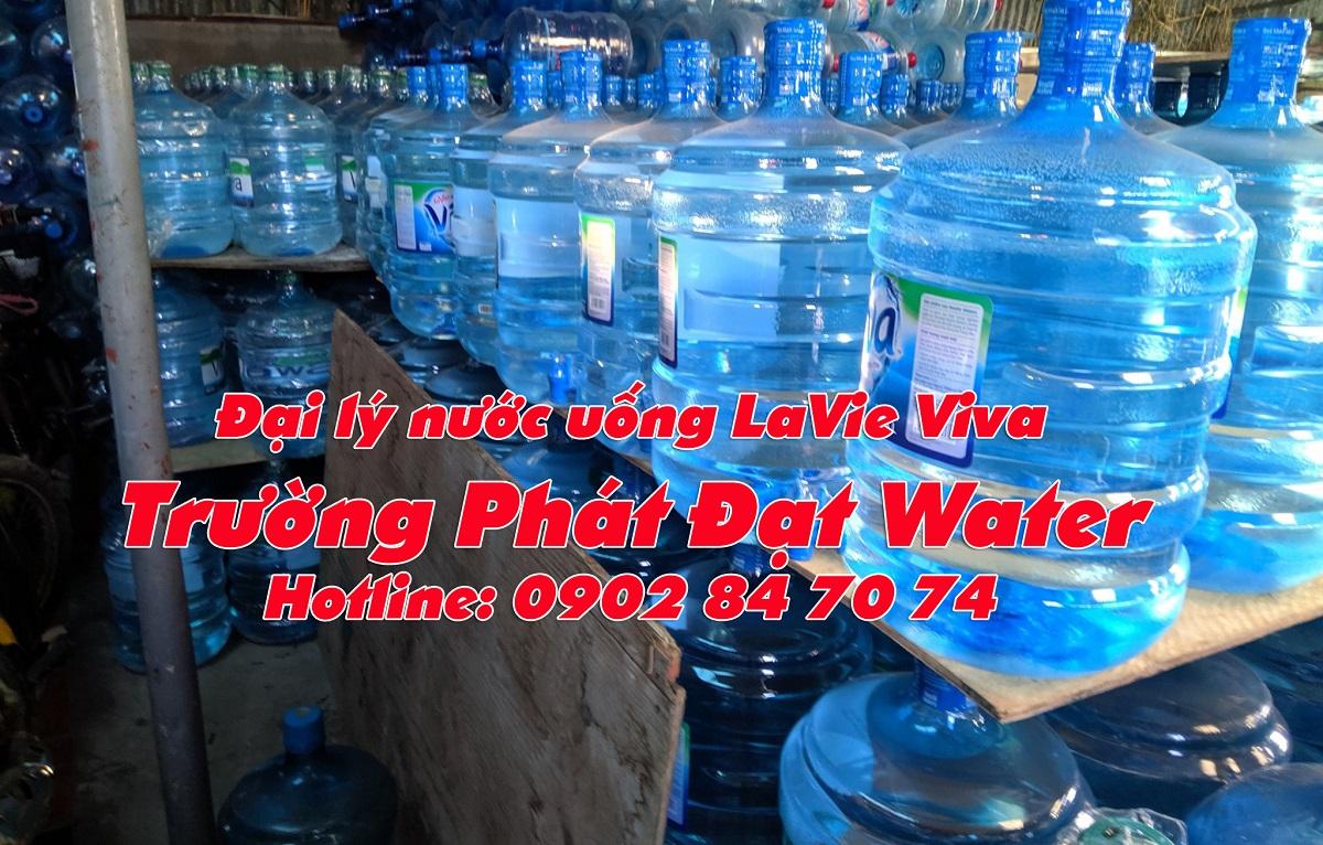 Đại lý nước uống Viva Trường Phát Đạt