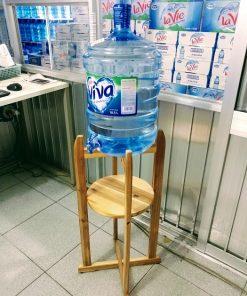 nước tinh khiết LaVie có vòi