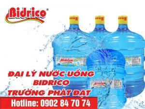 đại lý nước bidrico