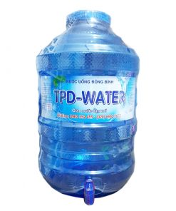 Nước tinh khiết TPD-Water 20L