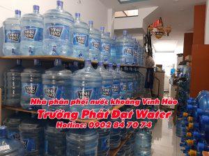 nhà phân phối nước Vĩnh Hảo